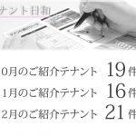 テナント日和 — 2017.12.25 —